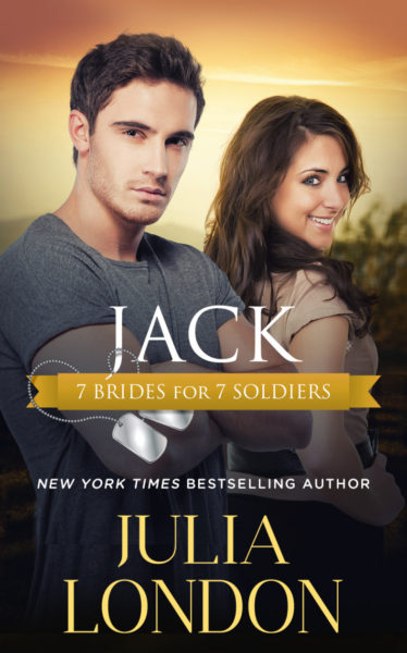 Jack — 7 Brides for 7 Soldiers