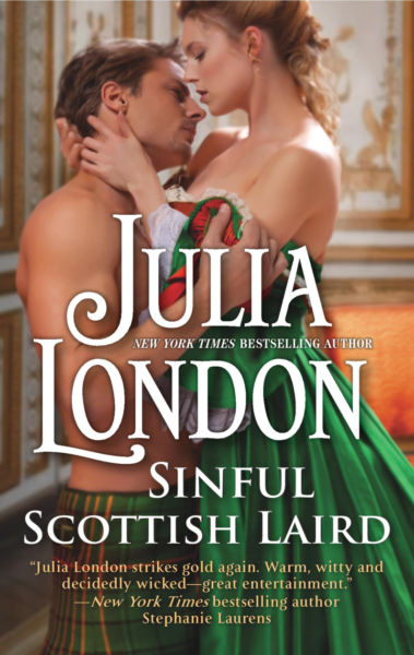 Sinful Scottish Laird