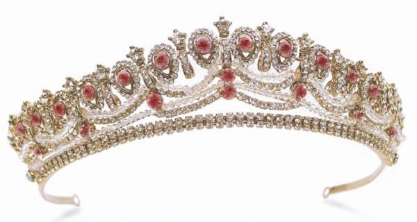 Ruby Coronet/crown